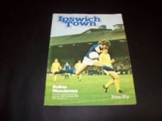 Ipswich Town v Bolton Wanderers, 1978/79